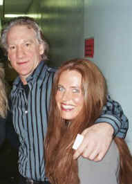 Charlotte Laws and Bill Maher
