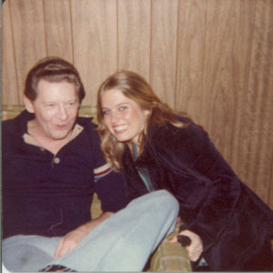 Jerry Lee Lewis and Charlotte Laws
