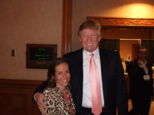 Charlotte Laws and Donald Trump