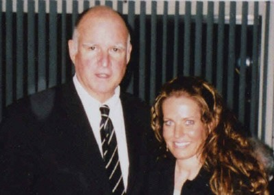 Jerry Brown and Charlotte Laws
