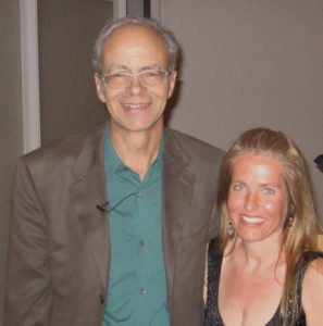 Charlotte Laws and Peter Singer