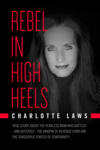 Rebel in High Heels by Charlotte Laws memoir
