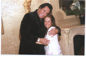 Wayne Newton and Charlotte Laws