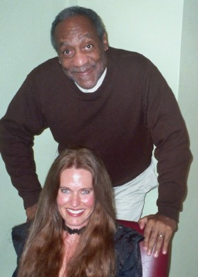 Charlotte Laws and Bill Cosby