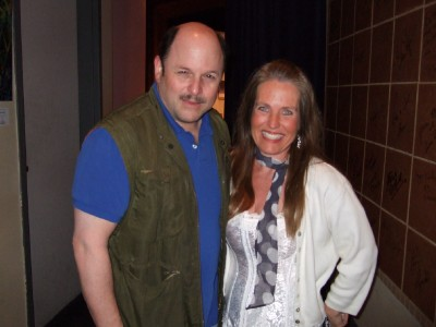 Jason Alexander and Charlotte Laws