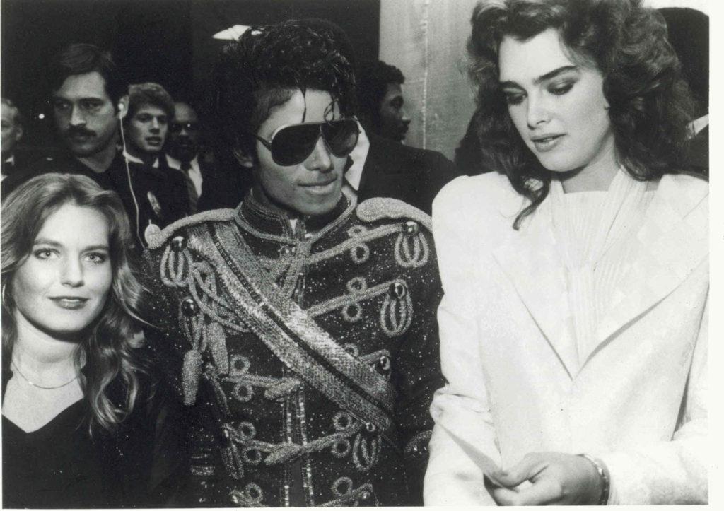 Charlotte Laws, Michael Jackson and Brooke Shields